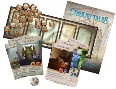 cthulhu tales contents