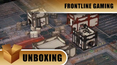 Unboxing: Frontline Gaming Fat MAT - Ship Interior