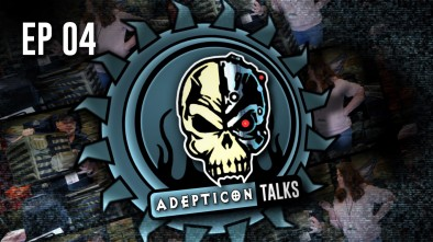 AdeptiCon Talks Ep 4: The Board Game Library