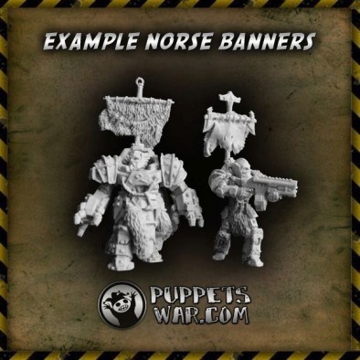 Example Norse Banners