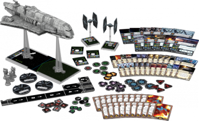 Imperial Assault Carrier (Components)