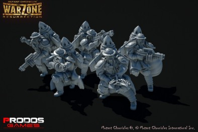 Imperial Stormtrenchers