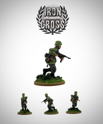 Iron Cross Miniatures (Painted)