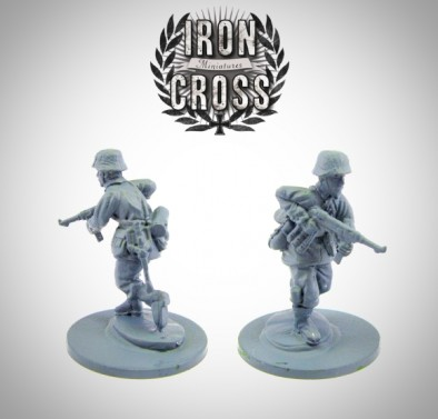 Iron Cross Miniatures (Unpainted)