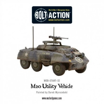 M20 Utility Vehicle