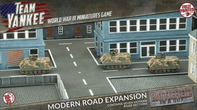 Modern Road Expansions