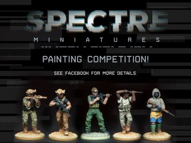 Spectre Painting Competition