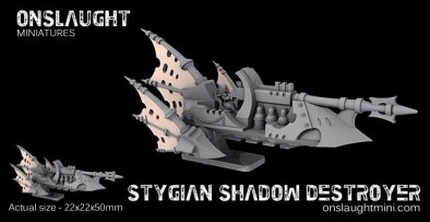 Stygian Shadow Destroyer