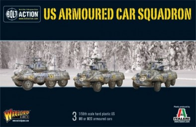US Armoured Card Squadron