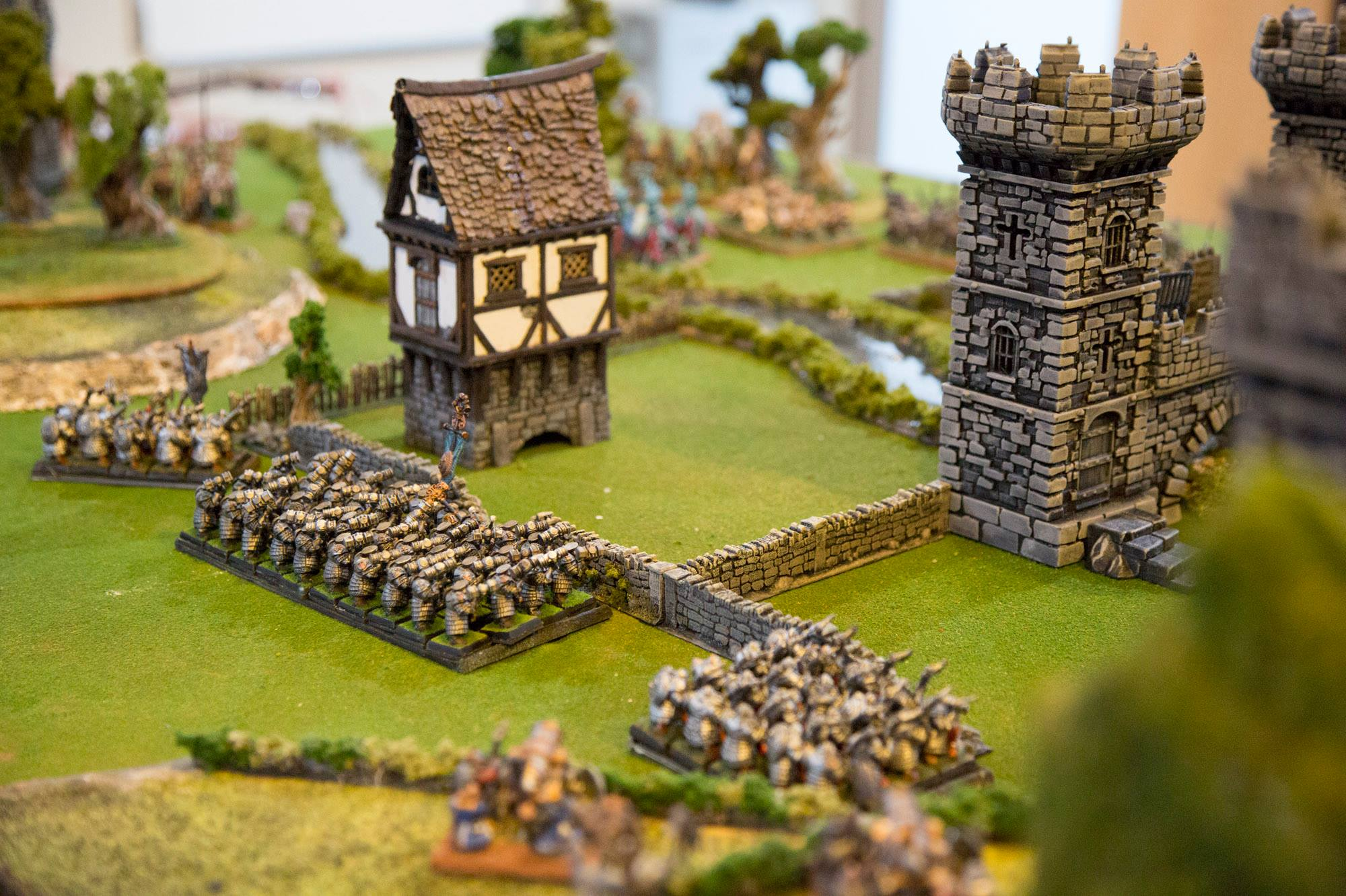 photograph regarding 3d Printable Terrain named Crank out Your Private Medieval Natural environment With 3D Printable Terrain