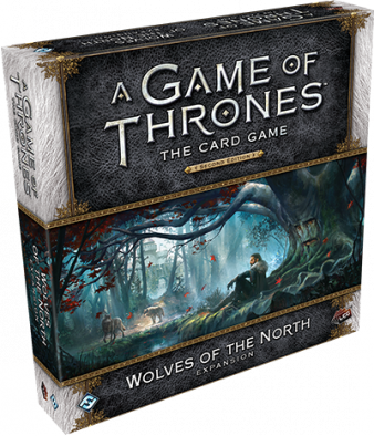 Wolves of the North Expansion