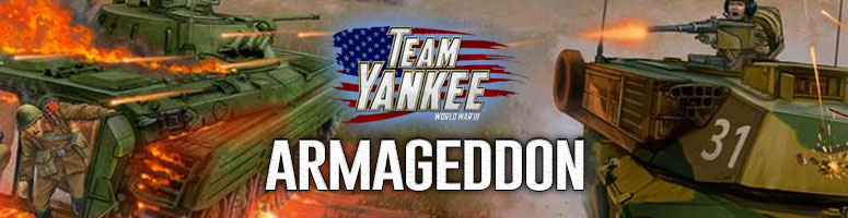 Team Yankee Battlefront Weekend