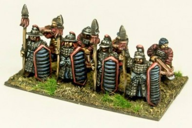 15mm Sung Dynasty Chinese Spearmen