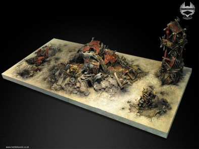 Battleboards orc table