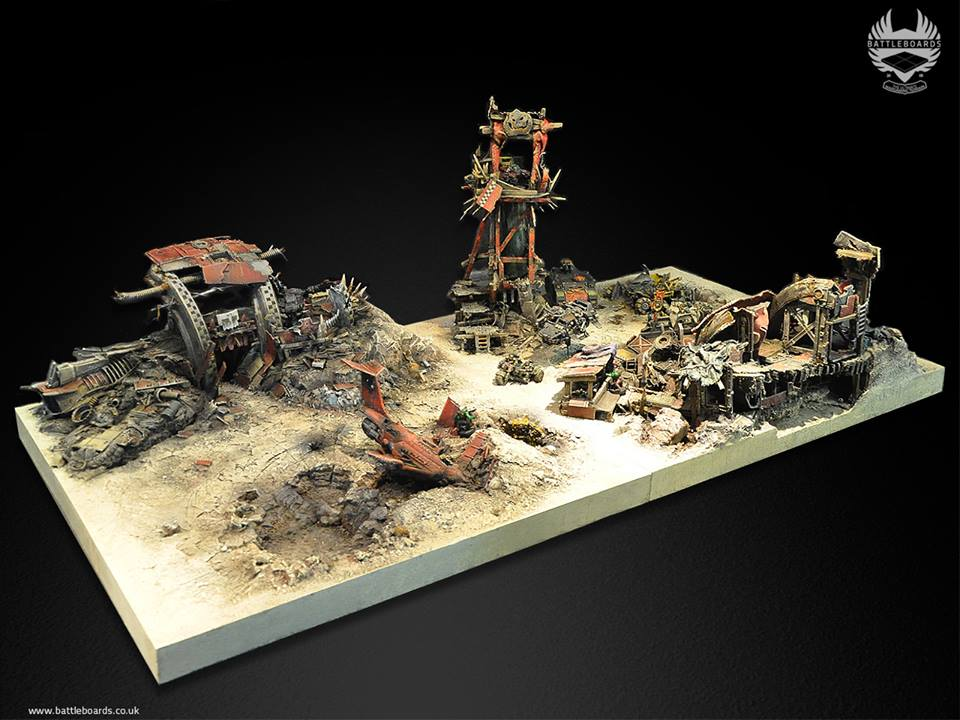"Check Out The ""Wow"" Factor From Battleboards' Recent 40K ..."