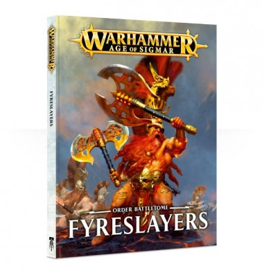Battletome Fyreslayer