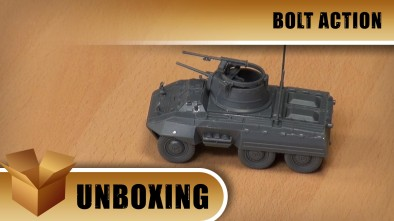 Unboxing Bolt Action M8/M20 Scout (Greyhound)