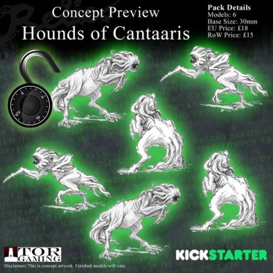 Hounds Of Cantaaris