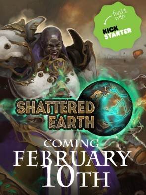 Shattered Earth Announcement