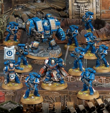 Space Marine Starter Army