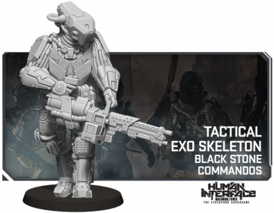 Tactical Exo Skeleton