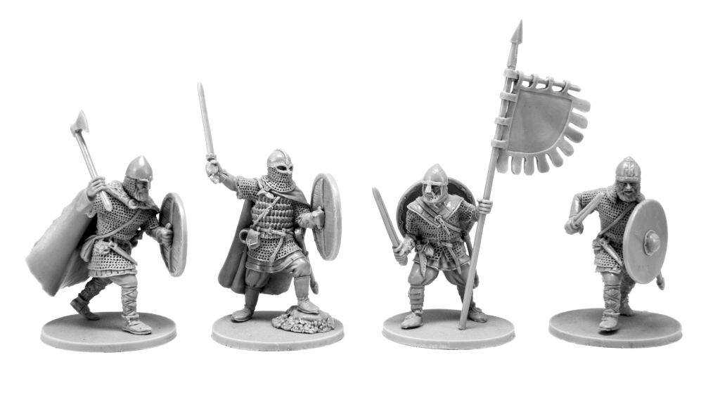 New 28mm Vikings Available From V&V Miniatures – OnTableTop