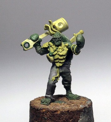 Wasteland Turtle #1
