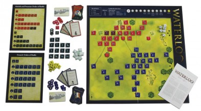 Waterloo Game Components