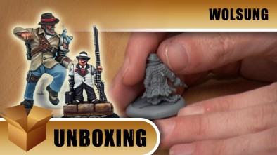 Unboxing: Wolsung - Scylla Club Starter Pack