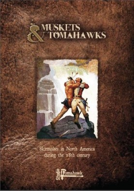 Muskets & Tomahawks Book