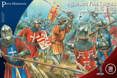 Agincourt French Knights