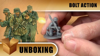 What's in the Box: Bolt Action - German Grenadiers