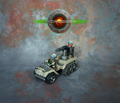Digger Corp Wartrack