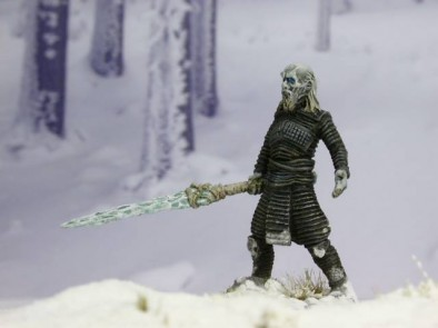 Draugr With Ice Sword