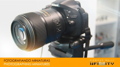 Photographing Miniatures
