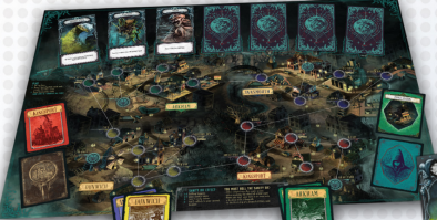 Reign of Cthulhu (Board)