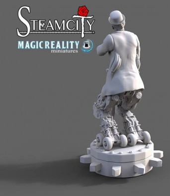 Steamcity Miniature #2