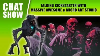 Weekender: Talking Kickstarter With Massive Awesome & Micro Art Studio