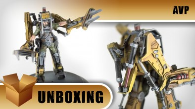 Unboxing: AVP - USCM Powerloader