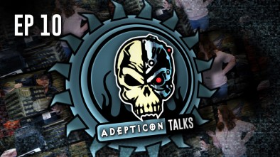 AdeptiCon Talks Ep 10: Special Guests & Pre-Month Updates