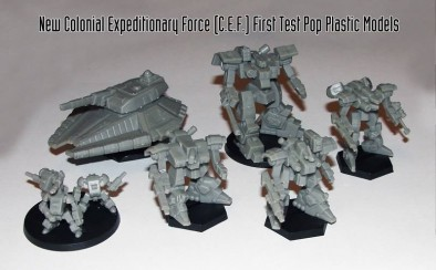 CEF Plastic Kit