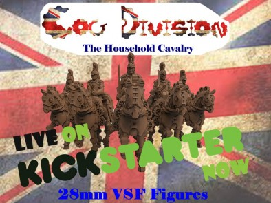 Cog Division - Household Cavalry