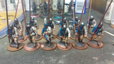 Dragon Rampart Soldiers by rovens