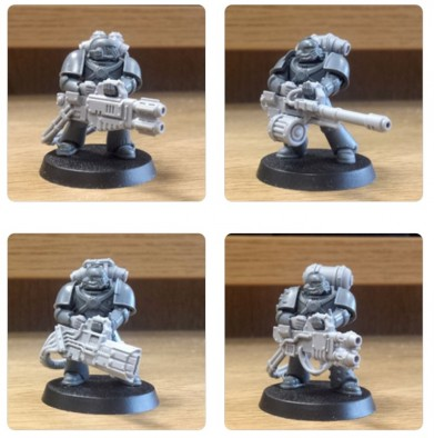 Forge World Heavy Weapons