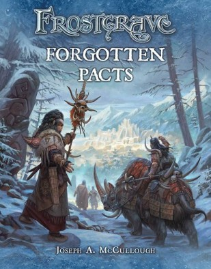Frostgrave Forgotten Pacts