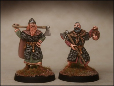 Irish Heroes With Dane Axes