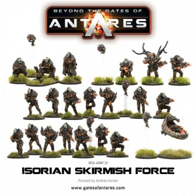 Isorian Skirmish Force