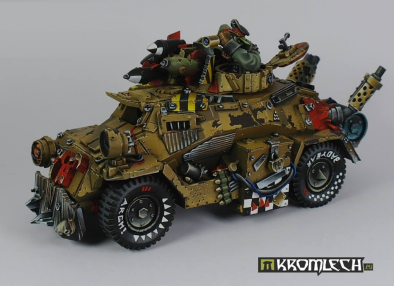 Orc Armed Car