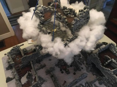 Osprey frostgrave table