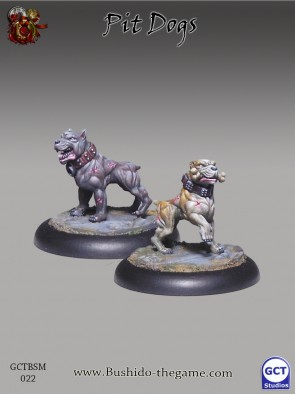 Pit Dogs